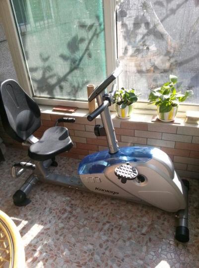 杰森动感单车 家用卧式健身车 健身器材自行车 室内减肥单车 老人运动器械R3 晒单图