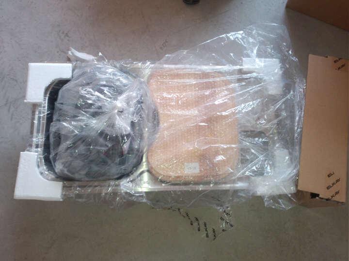 美国艾肯(Elkay)EC-32601+FS1-U 进口304不锈钢水槽六件套包含无铅不锈钢龙头 晒单图