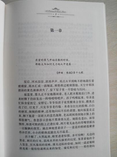 世界文学名著典藏:约翰·克利斯朵夫(全译本)(套装上下册) 晒单图