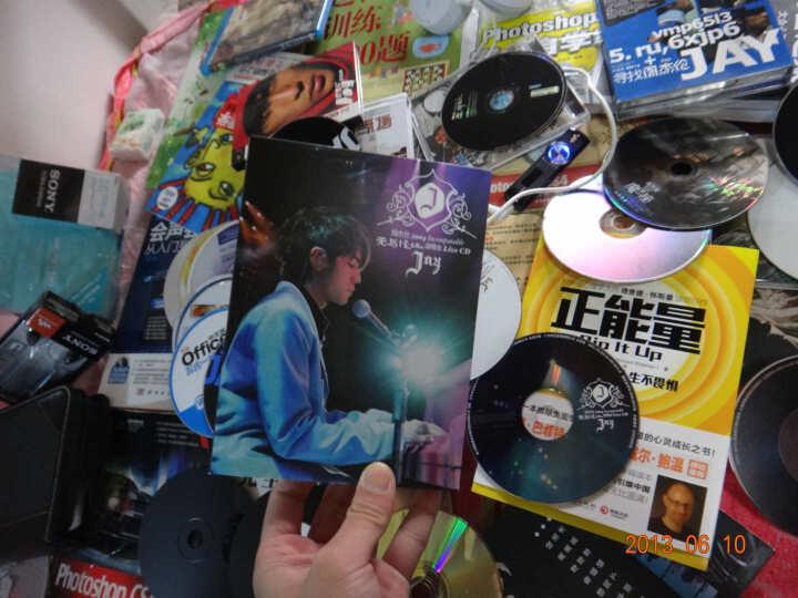 周杰伦:杰伦十代(10周年珍藏版 10CD) 晒单图