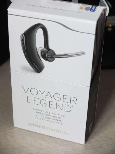 缤特力传奇蓝牙耳机 Voyager Legend 商务单耳蓝牙耳机 通用型 耳挂式 黑色 晒单图