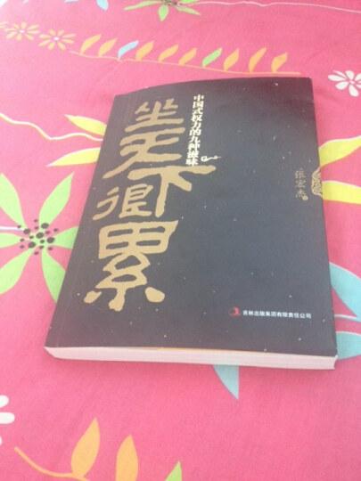 坐天下很累:中国式权力的九种滋味 晒单图