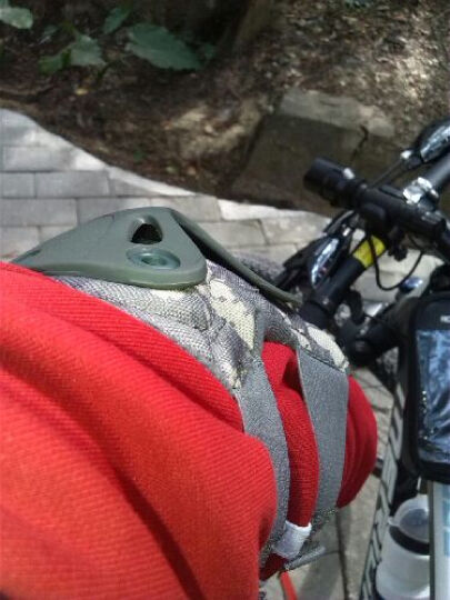 SEAL TEAM SIX海豹六队变形金刚战术护膝护肘4件套 野战真人CS装备护具迷彩套装 ACU 晒单图
