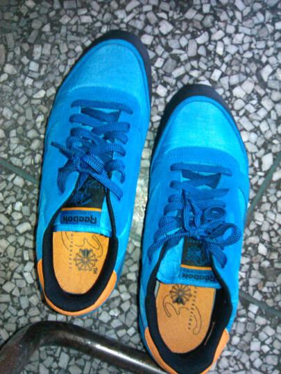 锐步reebok男鞋皮质耐磨跑步鞋运动鞋j97463