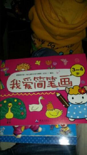 我爱简笔画(套装4册)--我爱简笔画