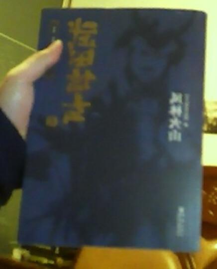 日本战国系列·武田信玄:风林火山(套装上下册) 晒单图