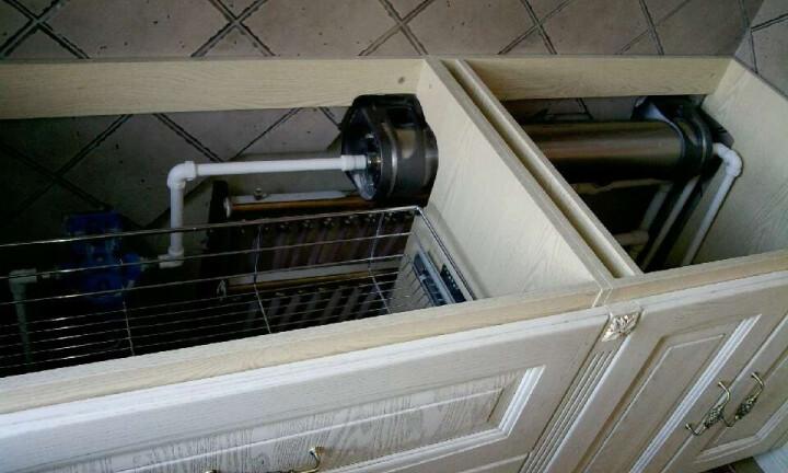 爱玛特(imrita) 家用商用专业级全屋过滤中央净水机净水器IMT-U6 晒单图