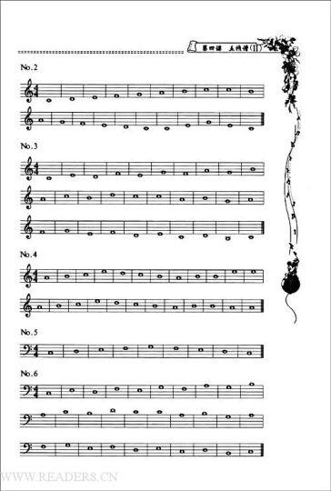 新音乐基础理论教程(五线谱版) 晒单图