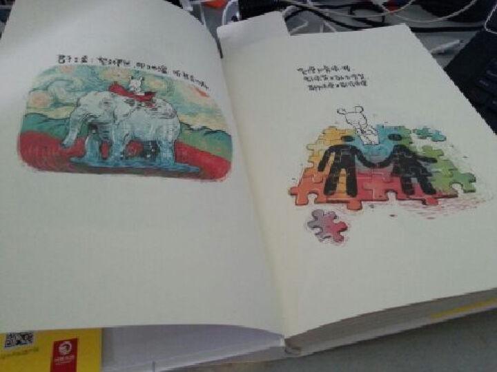 冯仑经典作品:理想丰满+野蛮生长(精装版套装共2册) 晒单图