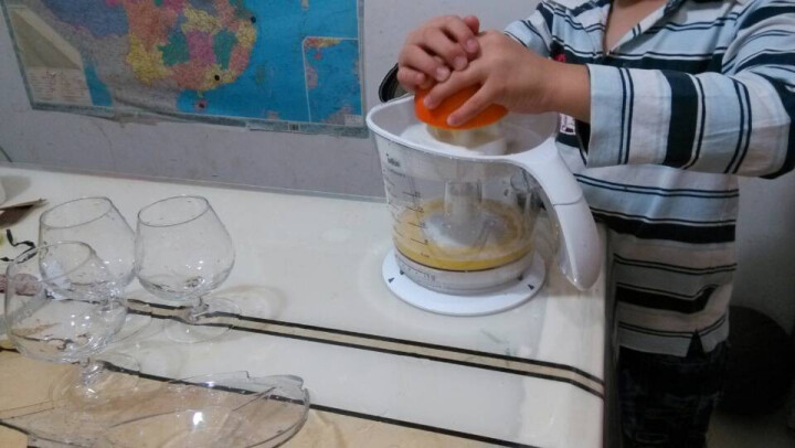 德国博朗 (BRAUN) MPZ9 榨橙汁机 柳橙机--榨