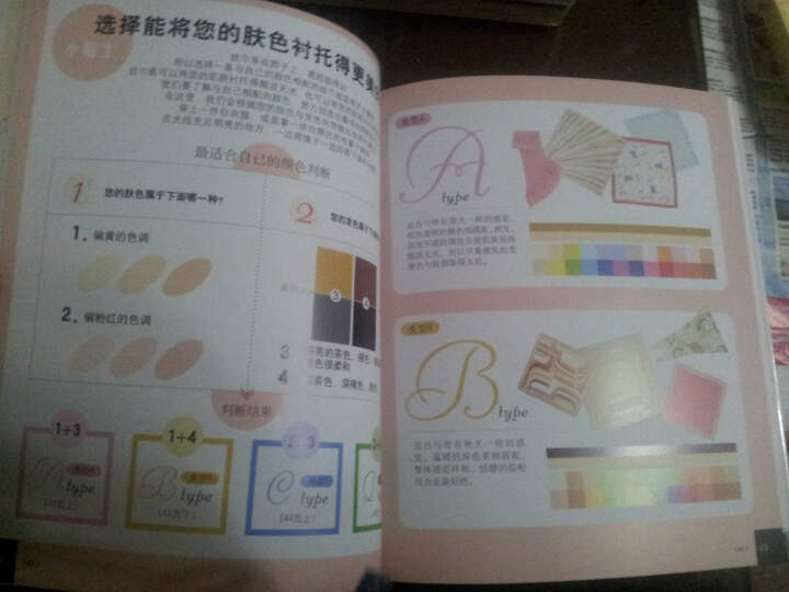 丝巾 披肩 围巾的系法(新版) 晒单图