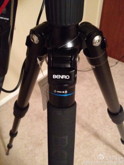 百诺(Benro)三脚架 A2292TV1 单反三脚架 铝合金 佳能尼康相机 多功能旅行三角架云台 晒单图