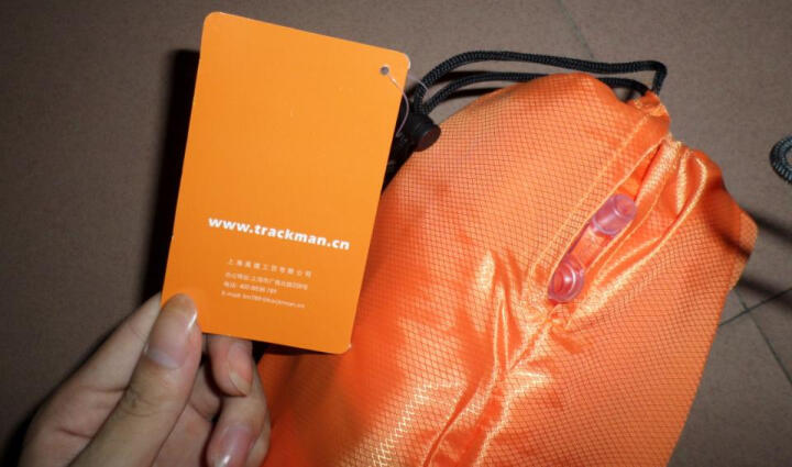 自游人 Trackman 自动充气垫 加厚单人充气床防潮垫睡垫 办公室午睡床 帐篷气垫床 蓝色 晒单图