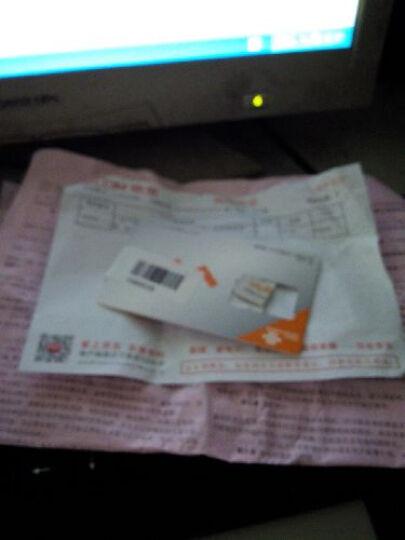 广东联通沃4G粤尊卡手机卡(推荐166套餐,可享2G全国流量和500分钟通话)【广州】 晒单图