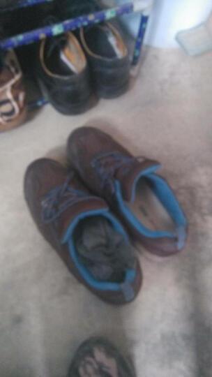 toread探路者2012 tfaa91068户外男式徒步鞋野牛棕42