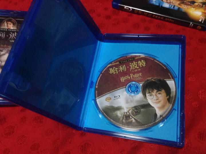 哈利·波特与密室(蓝光碟 BD50)(京东专卖) 晒单图