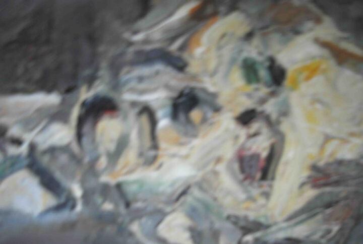 弗兰克·奥尔巴赫:素描大师的成长 晒单图