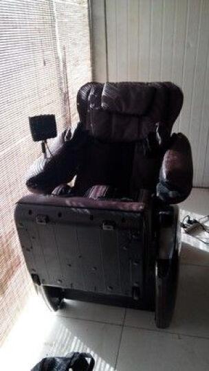 迪斯(Desleep) 美国迪斯电动按摩椅家用全身DE-T09太空舱按摩椅 咖啡色 晒单图