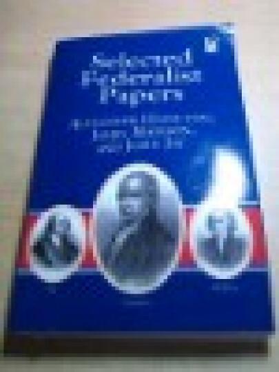 Selected Federalist Papers[联邦党人文集精选] 晒单图