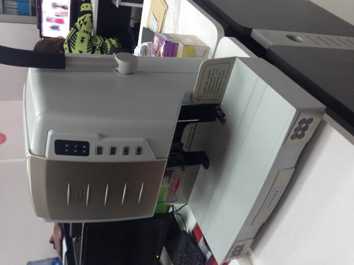 惠朗(huilang)HL-50C自动装订机财务凭证装订机 晒单图