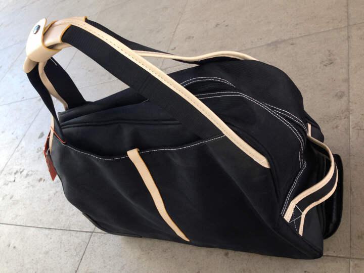阔动 旅行手提拉杆包休闲出差行李旅行箱20英寸商务登机包 B1030蓝色 晒单图