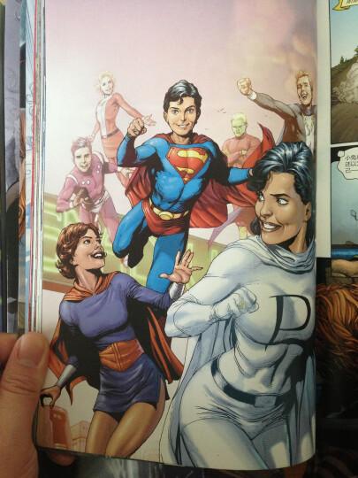超人与蝙蝠侠(世界最佳搭档全本豪华版) 晒单图