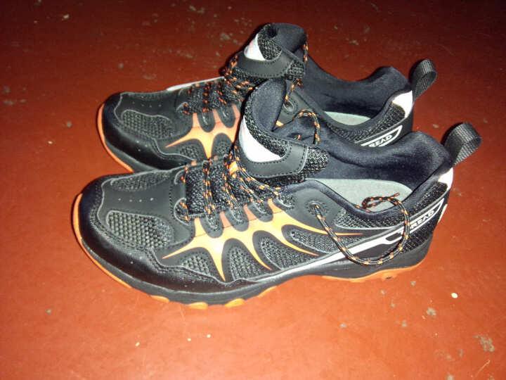 探路者(TOREAD) 男士溯溪鞋 春夏户外鞋 透气防滑耐磨 TFEC81670 中灰 43 晒单图