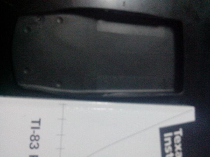 德州仪器(Texas Instruments)TI-83plus 图形计算器AP/SAT考试计算机 晒单图