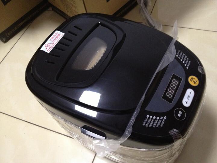 美的(Midea)面包机 厨师机 早餐机 和面机 家用 多用功 揉面机 酸奶机 EHS15AP-PGS 晒单图