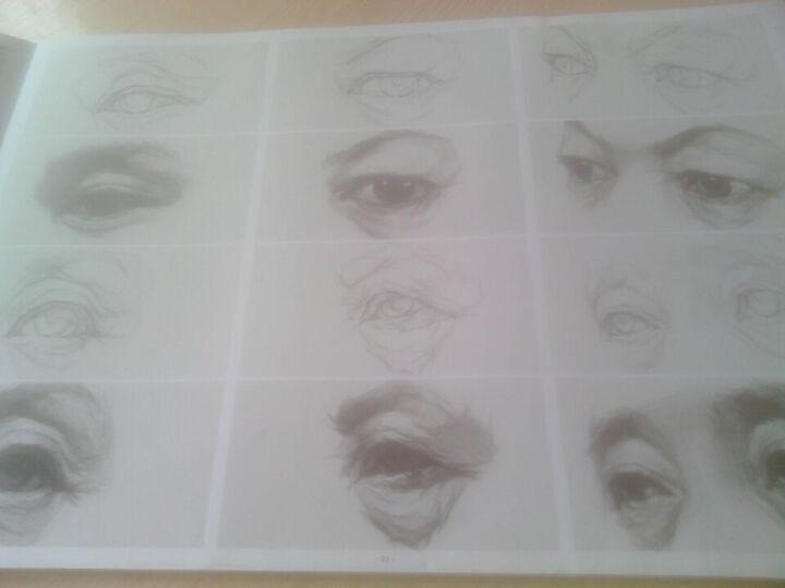 敲门砖·临摹系列美术丛书·临摹:素描头像·五官到头像 晒单图