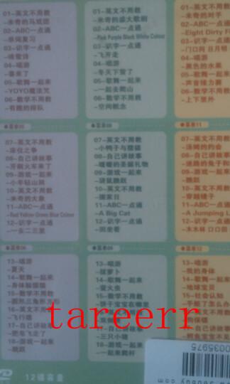 双语不用教3(版)(4DVD) 晒单图
