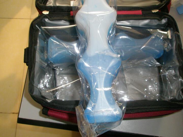 V-COOOL波浪蓝冰保鲜包用波浪形冰盒冰包用蓝冰保冷可反复使用 透明盒2个 晒单图