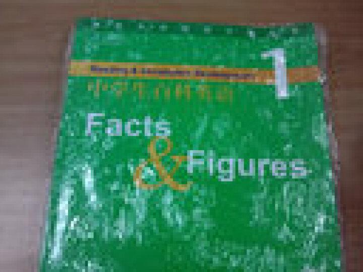 清华中学英语分级读物:中学生百科英语2(附光盘) 晒单图