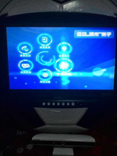 小霸王 X360体感游戏机 家庭亲子互动双人电视感应电玩 官方双手柄标配 晒单图