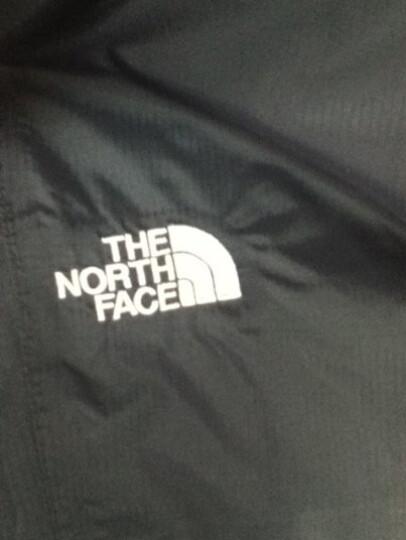 北面(The North Face) 女款户外运动防水透气全压胶耐磨冲锋裤 AFYV 001 黑色 S/R 晒单图