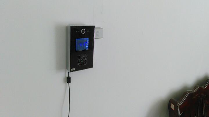 点击(click)人脸识别考勤机 面部识别打卡机 上下班打卡机 网络远程 刷卡考勤机 3G 3G网络考勤机 晒单图