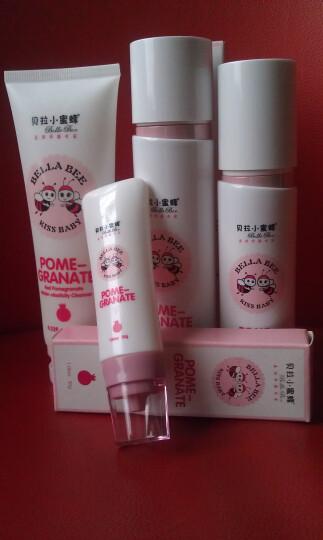 贝拉小蜜蜂孕妇护肤品套装补水保湿孕妇化妆品 红石榴套餐B 晒单图