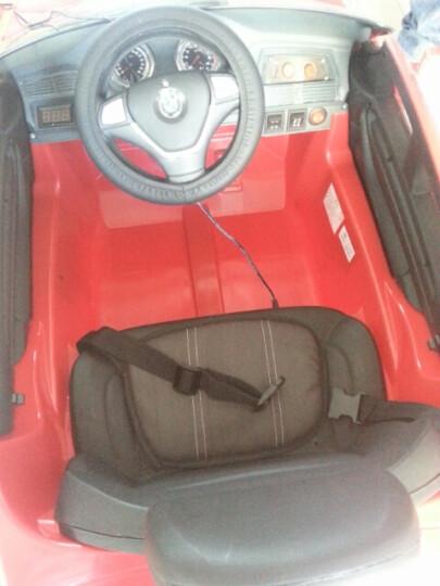 贝瑞佳BeRica步骤德国品牌授权宝马X6JJ25开篷车童车图片