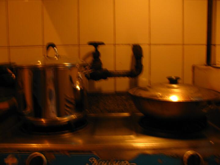 铂帝斯(BODEUX) 铂帝斯 304不锈钢深汤锅24CM 电磁炉汤锅硅胶手柄 贵族系列 晒单图