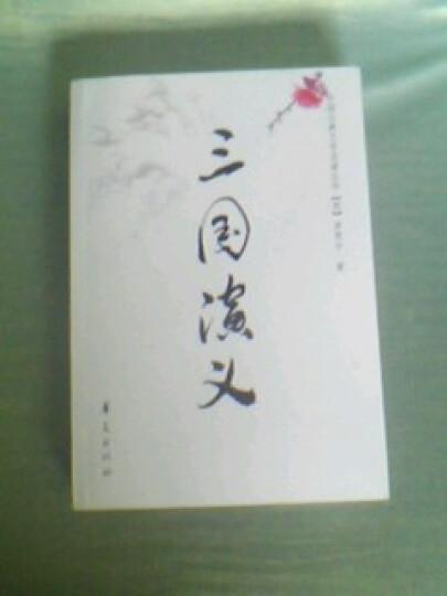 中国古典文学名著丛书:三国演义 晒单图