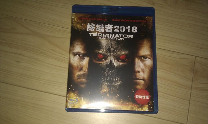 终结者2018(蓝光碟 BD 特价版) 晒单图