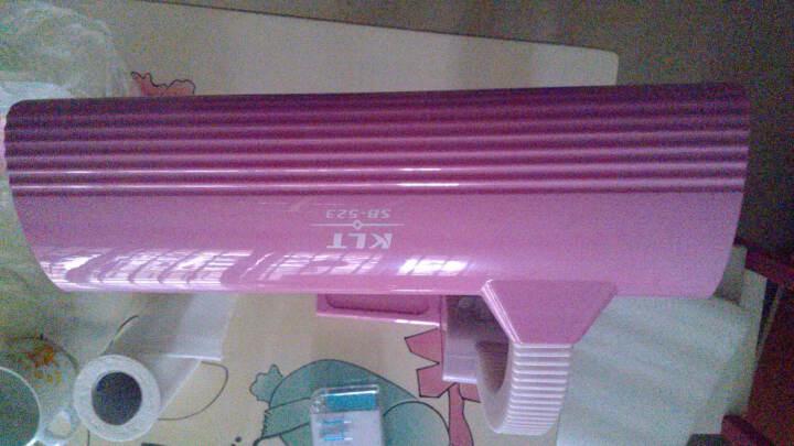 快灵通KLT SB-523 LED儿童台灯护眼学习台灯 粉色 晒单图