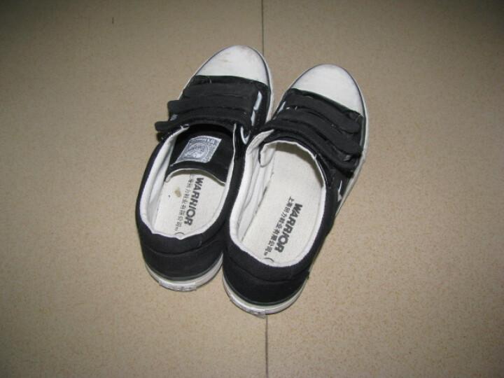 休闲运动鞋魔术贴帆布鞋情侣经典休闲鞋