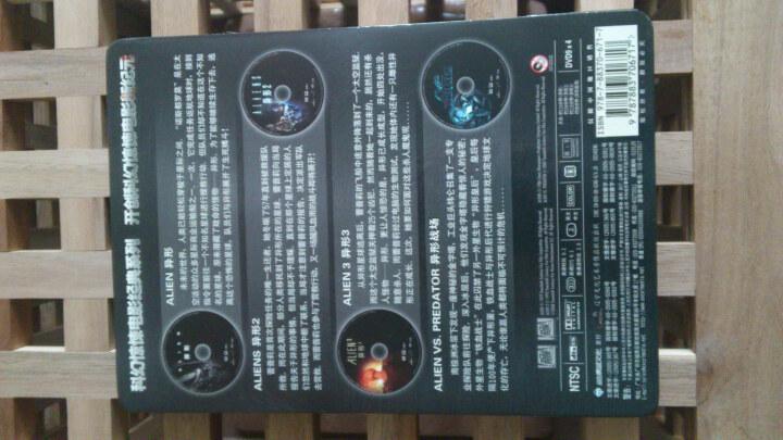 异形战场(金属珍藏版)(特价促销)(4DVD9) 晒单图