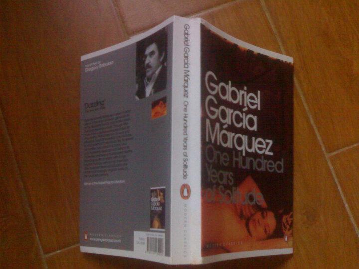undred Years of Solitude--正版百年孤独英文版