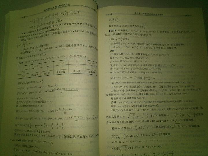 更高更妙的高中数学思想与方法(第3版) 晒单图