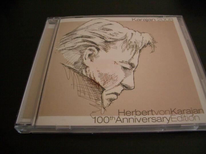 Super2 1 卡拉扬 百岁冥诞纪念专辑 2CD 卡拉扬金曲