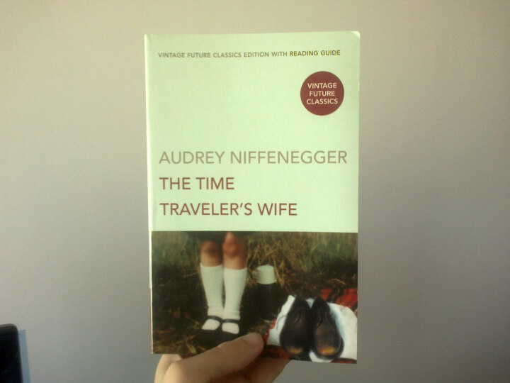 The Time Traveler's Wife[时间旅行者的妻子] 晒单图