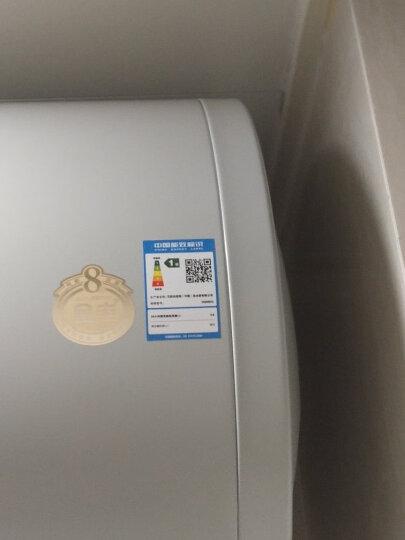 史密斯(A.O.SMITH)100升电热水器 金圭内胆8年包换 免更换镁棒 速热节能 遥控预约 中温保温 E100MDQ 家电 晒单图