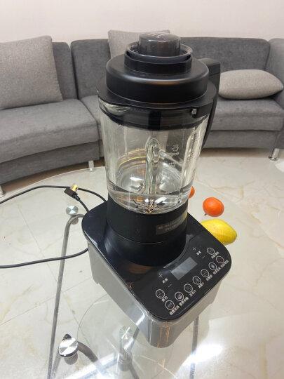 阳光味道破壁机豆浆机料理多功能研磨轻音加热榨果汁绞肉机婴儿辅食机搅拌 SRQ-7312 晒单图